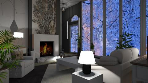 Nature and its life - Modern - Living room - by Sue Bonstra