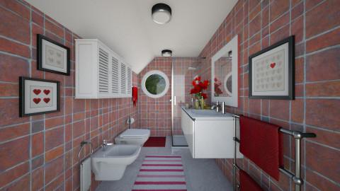 Small Bath II - Eclectic - Bathroom - by Joao M Palla