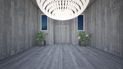 yf - Living room - by cactus444