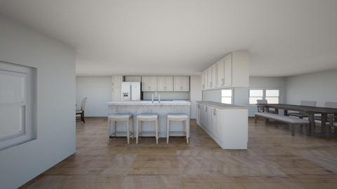kitchen right now - Kitchen - by colved