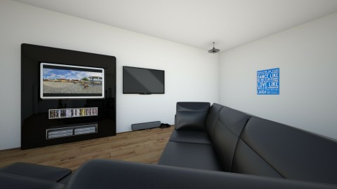 Salotto - Modern - Living room - by Simone Samir