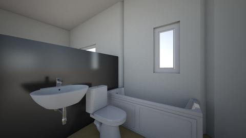 1st Floor - Bathroom - by bjjsweeney