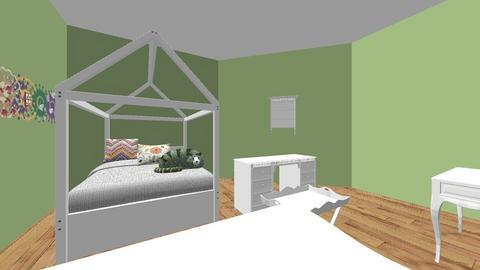 daisys room - Bedroom - by NowhereGil14