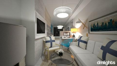 one idea - Vintage - Living room - by DMLights-user-1310825