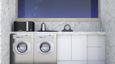 cuarto de lavado Zapata 1 - by Claudia Servin leyva