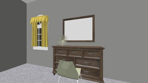 KJ room - Bedroom - by Kelly Jo