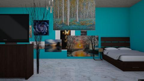 Rana5 - Modern - Bedroom - by Ramen05