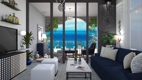 M_ Lexi - Living room - by milyca8