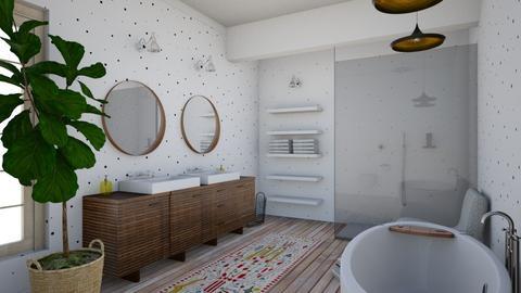 dotty - Vintage - Bathroom - by Ripley86