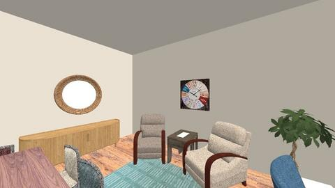 Mohannad 2 - Modern - Living room - by mohannad980