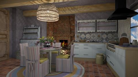 kitchen - Kitchen - by chania