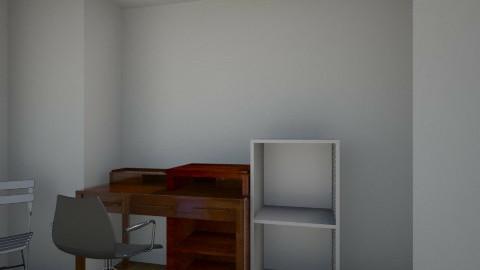 ksu dorm  - Bedroom - by hanna65