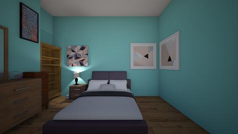 my bedroom - by missbackstreet