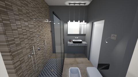 Baie Nica - Bathroom - by popadrian1