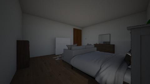 habitacion - Modern - by amferreras