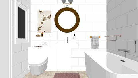 Bathroom - by noga david