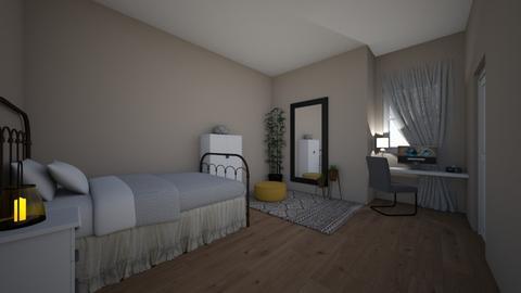 girls room - Bedroom - by csf686843