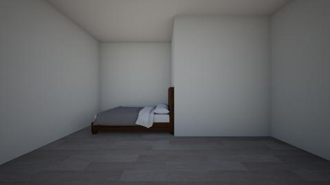 t - Bedroom - by Maddie0712
