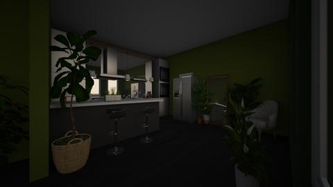 Natural  - Kitchen - by eby_bond