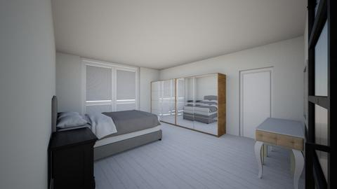 Main Bed - Bedroom - by Horace20735012