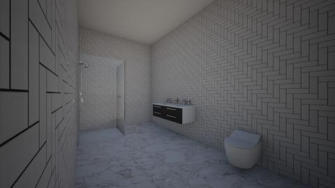 bath room - Bathroom - by orly haramati