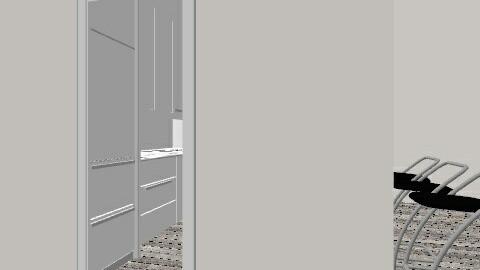 Apartmentkikiiii - Living room - by Kwikuli
