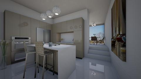 modern - Kitchen - by ANAAPRIL