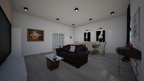 Boheme  - Classic - Living room - by AfroditeGoldie