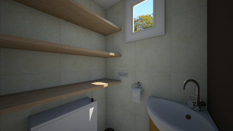 Toilet - Modern - by caiine
