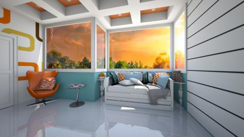 Vibrant - Minimal - Living room - by Tuubz