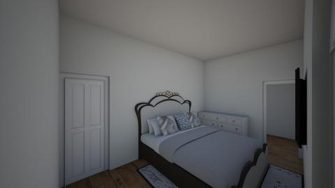 Bed 1 - Modern - Bedroom - by Makeba1