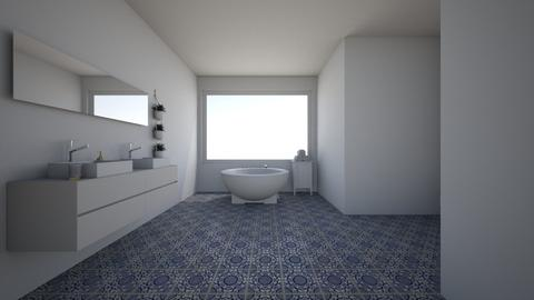 iDE - Bathroom - by xyxz
