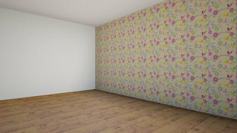 My lovenely - Modern - Bedroom - by Alla_Hunch