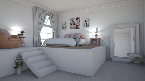High Rise Bed - by creato