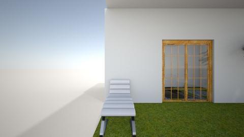 deck backyard - Garden - by Connor_28