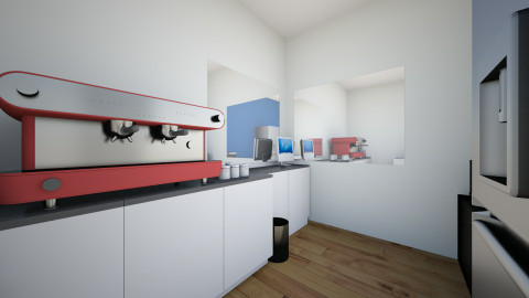 coffee house - Minimal - Kitchen - by nz_fob