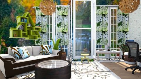 tsh - Living room - by straley123456