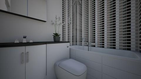 ApartmentNew II - Eclectic - Bathroom - by Theadora