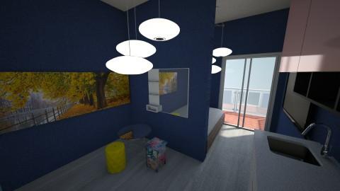 medamde - Living room - by Qeta Qebuladze