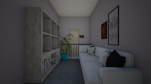 Art thingie - Living room - by Nothing_important