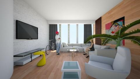 gbk - Living room - by dianapavlova