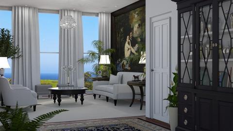 Template room - Living room - by GraceKathryn