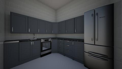 kitchen - Kids room - by Tolliena