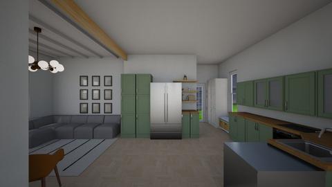McCarty Kitchen - Kitchen - by elizabeth_mccreight