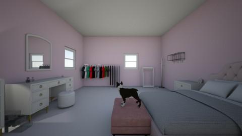 Girly Bedroom - by nadja976