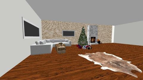 njaaaaaa - Living room - by FlaZhyGameZ