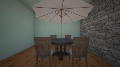 reallax out side - Dining room - by Ocean Fish 1