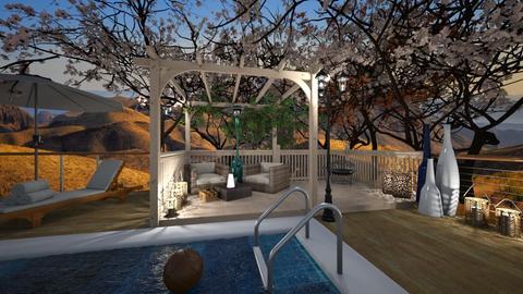 Desert Dreaming  - Garden - by emmsy