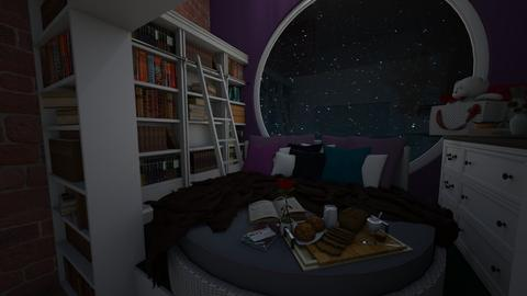 Nook - Bedroom - by Mia Joami