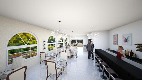 Business Dining - Dining room - by kwagstaff123